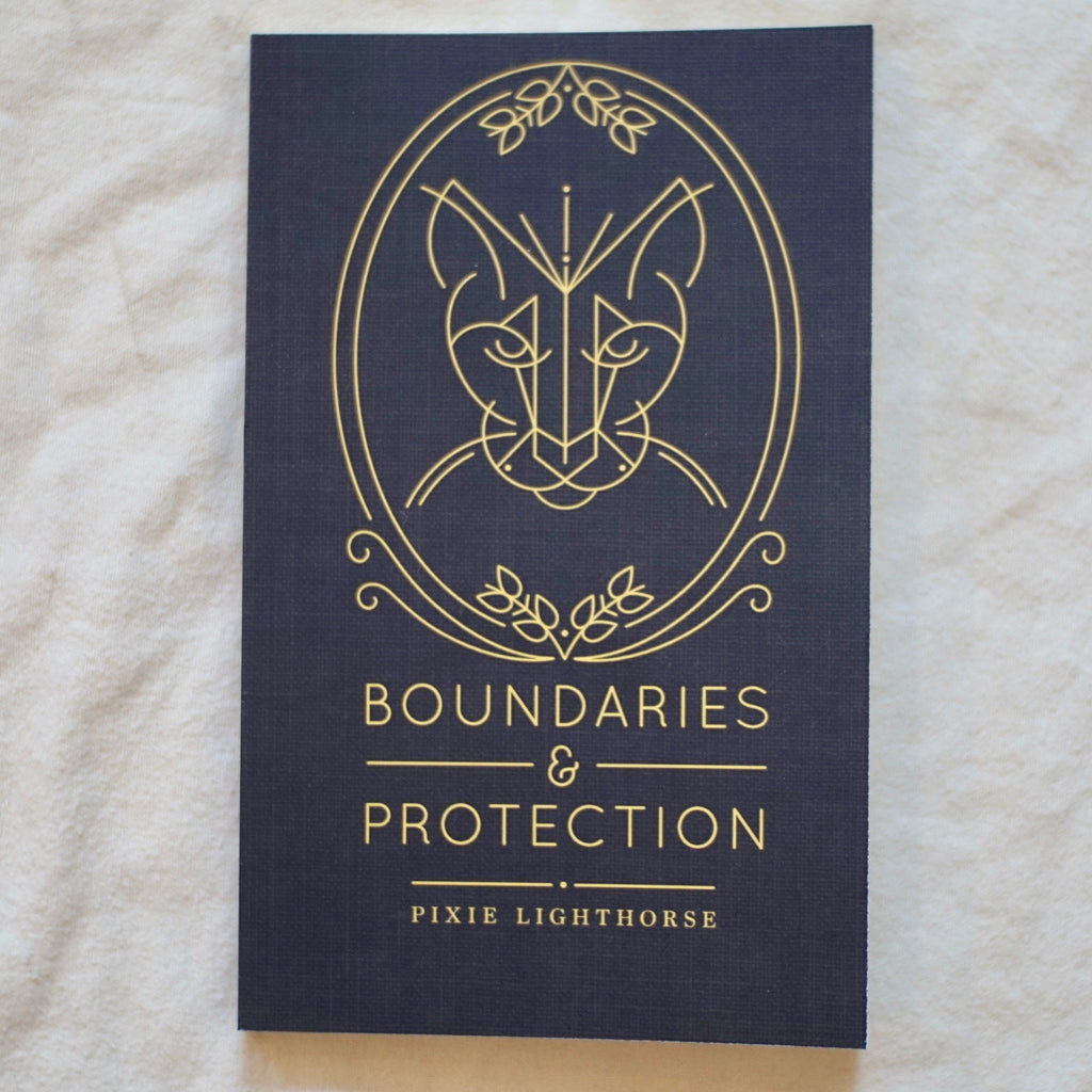 Pixie Lighthorse | Boundaries & Protection