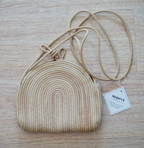 Apprvl | Wheat Arch Rope Bag