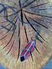 The Wilderness Workshop | Stained Glass Feather
