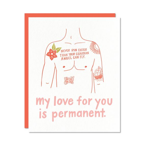 Card | Permanent Love