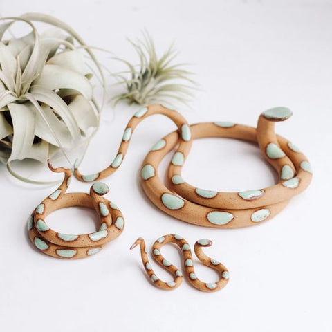 Carter & Rose | Ceramic Snake