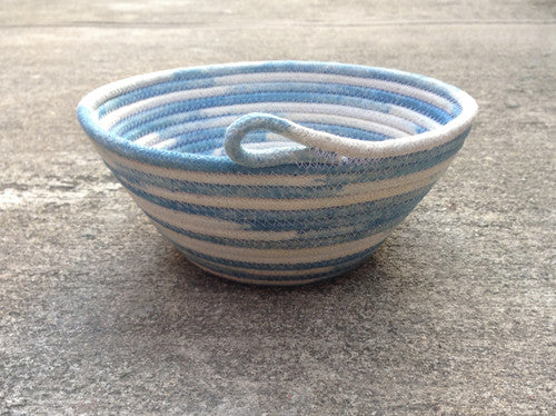 Apprvl | Small Indigo Dyed Rope Bowl
