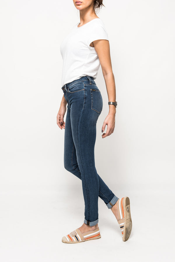 Emma skinny jeans denim quality fit superjeans of sweden sjos 991616