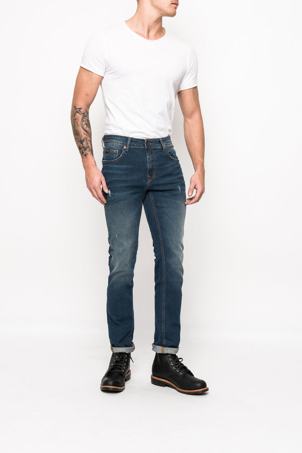 Philip slim fit vintage denim superjeans of sweden acne tiger jeans Sweden