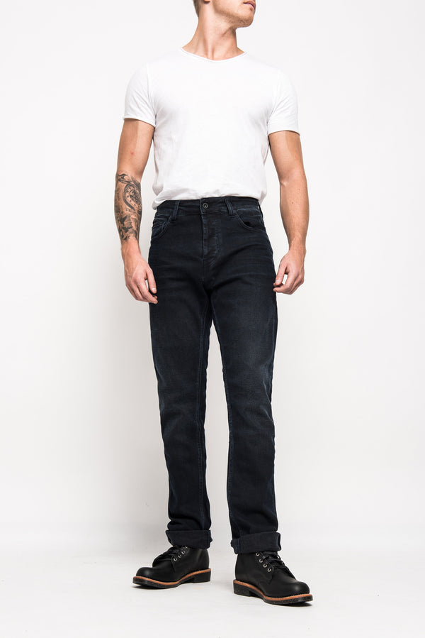 Pontus Regular Tapered BlueBlack - 991602