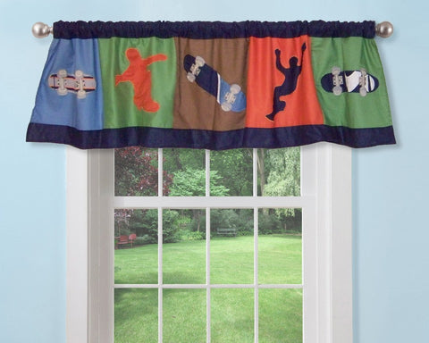 Surf and Skate Valances