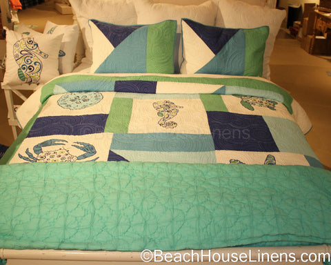 Meridian Waters Quilt