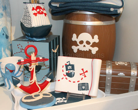 Pirates Bath Collection