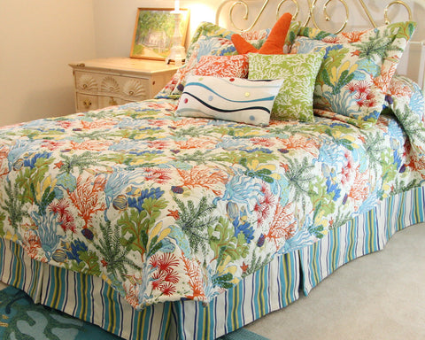 Splish Splash Coverlet