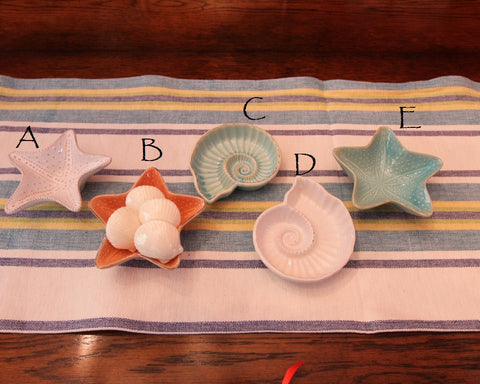 Shell Soap Dishes