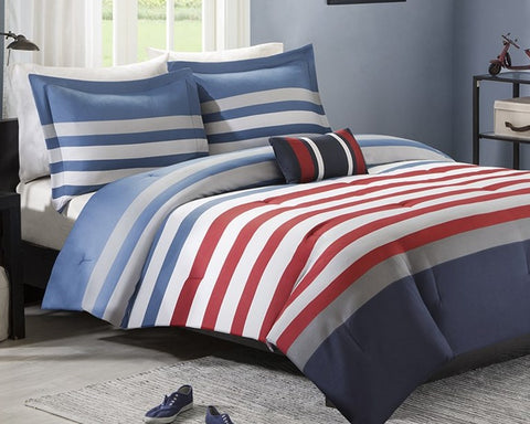 College XL Twin comforters and sheets