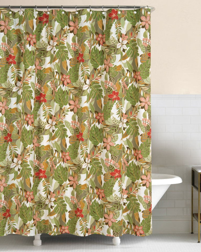 St Croix Shower Curtain