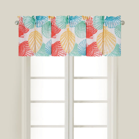 Captiva Shell Valance