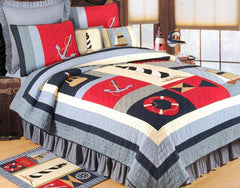 Atlantic Isle Quilt