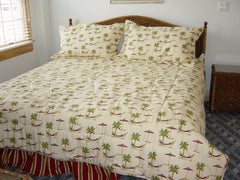 Hammock Queen Comforter Set: Custom Example