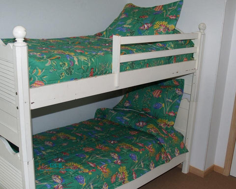 Cayman Fish Bunk Set