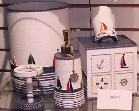 Regatta Bath Accessory Collection