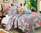 Coral Reef Quilt Set