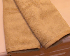 MicroCotton Bamboo Green Towel
