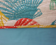 Captiva Island Solid Gathered Options Bedskirt