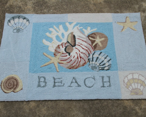 Key West Nautilus Carefree Rug