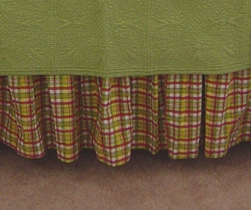 "Chesapeake 18"" Bedskirt"
