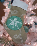 Christmas Ashore Stocking