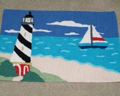 Sailor's Friends Jellybean Rug