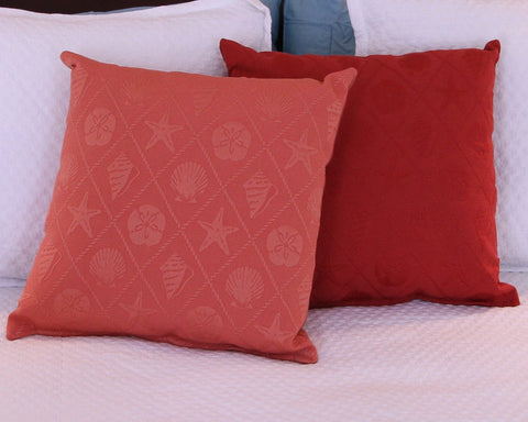 Shell Trellis Pillow