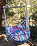 Starry Eyed Fish Hammock Swing Set
