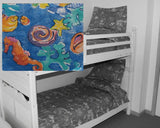 Funky Fish Bunk Set