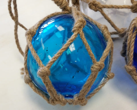 Nautical Glass Float Replica