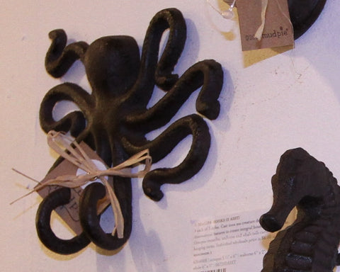 Sealife Hook Octopus