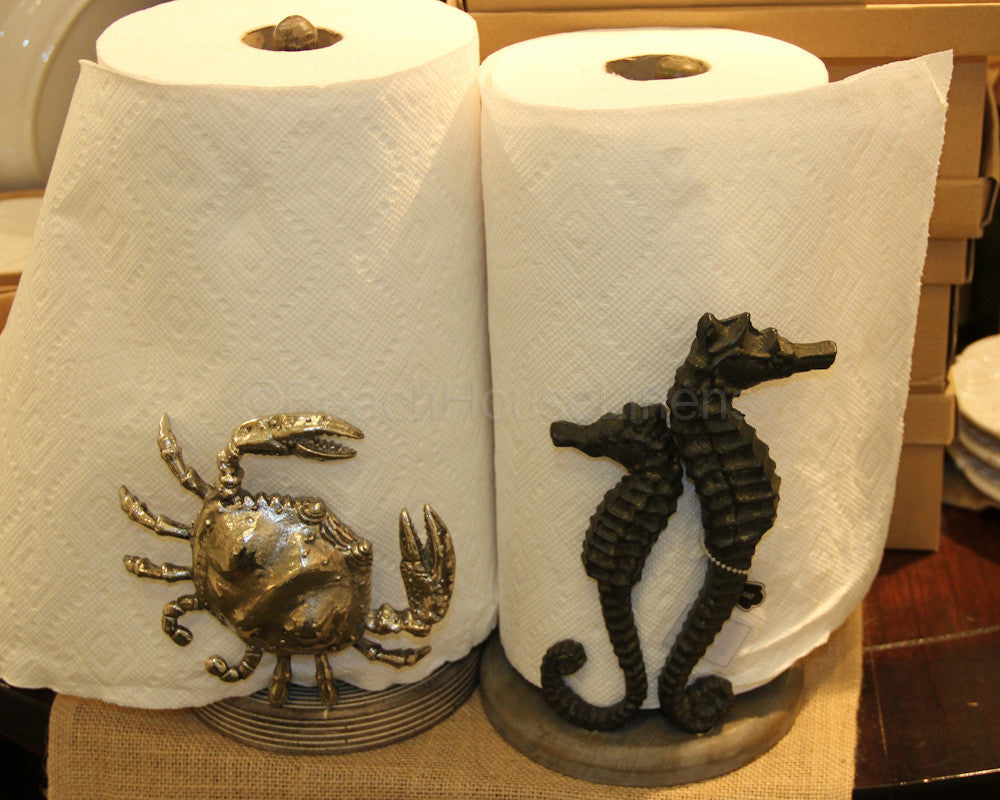 Christmas Paper Towel Holder
