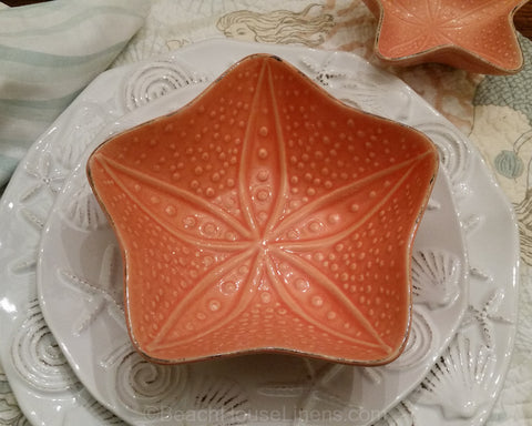Starfish Medium Bowl