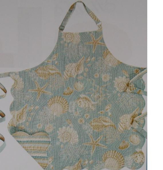 Natural Shell Apron