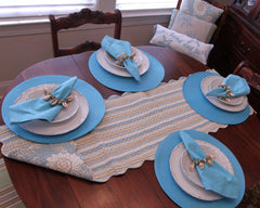 Natural Shell Table Runner