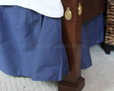Solid Tailored Options Bedskirt (6 colors)