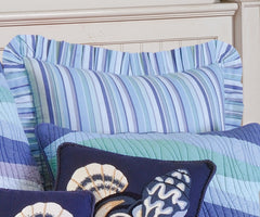 OCEAN WAVES STRIPE