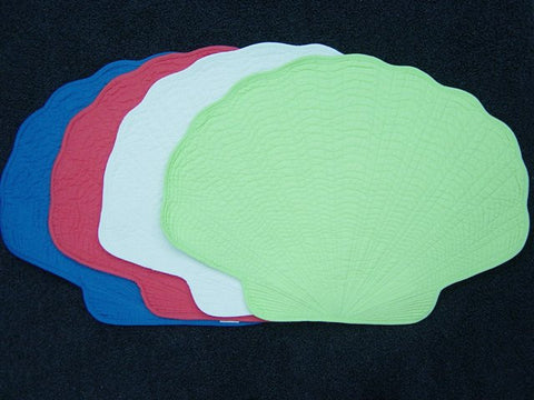 Shell Shaped Placemat
