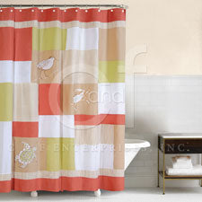 Sandpiper Cove Shower Curtain