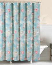 Santa Catalina Shower Curtain
