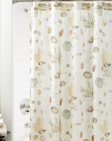 Seashore Shower Curtain