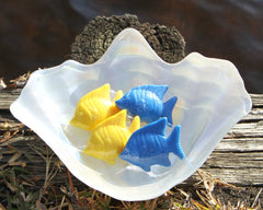 Tropical Fish Shaped Soap Set