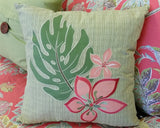 St Croix Square Pillow