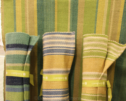 Company  C Indoor/Outdoor Striped Rugs