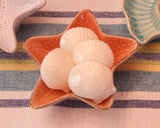 Clam Shell Shaped Soap Set