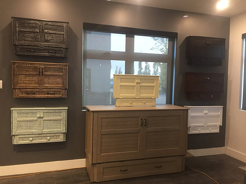 Covid 19 and Update on Edmonton Showroom