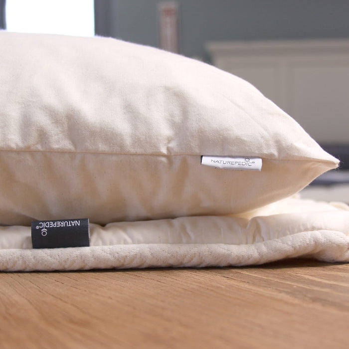 Staff Pick for February - The 2 in 1 Organic Luxury Latex Pillow