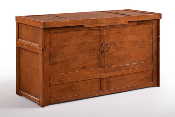 Night and Day Murphy Cabinet Bed Cube